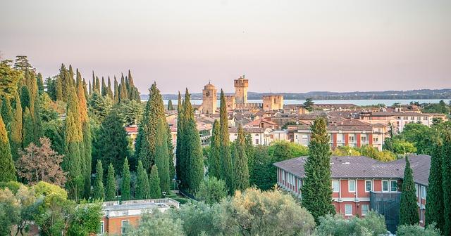 italské město