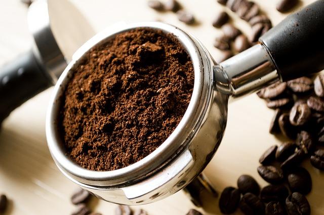 namletá káva