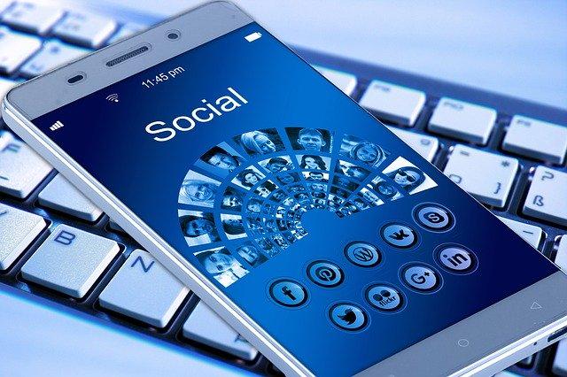chytrý telefon s aplikací