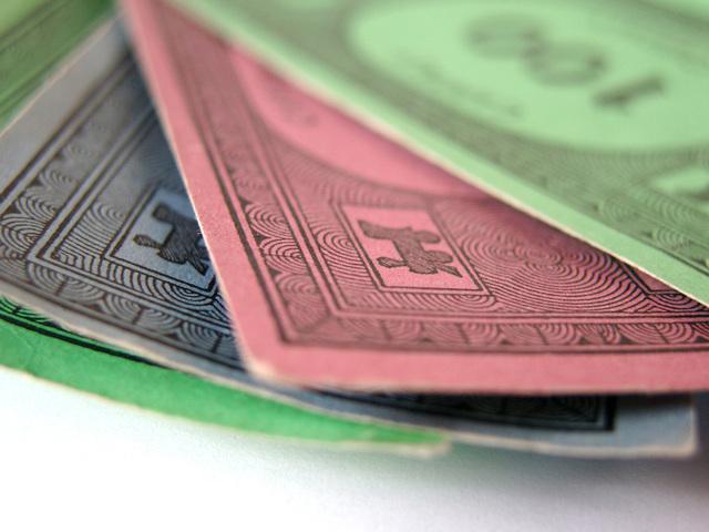 tokeny v kasinu znázorňující pořádné riziko