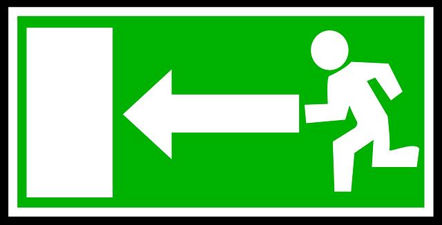 únikový východ