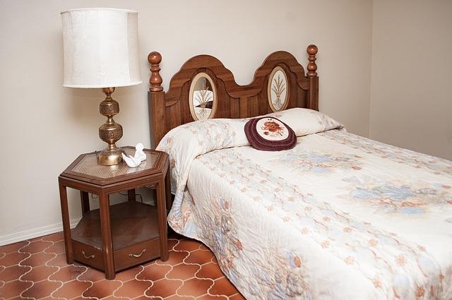 Stará ložnice