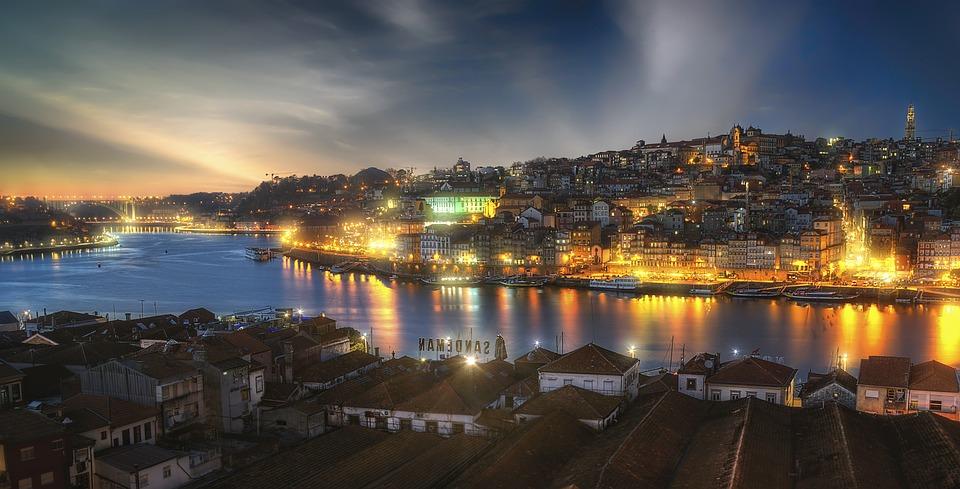 večerní porto